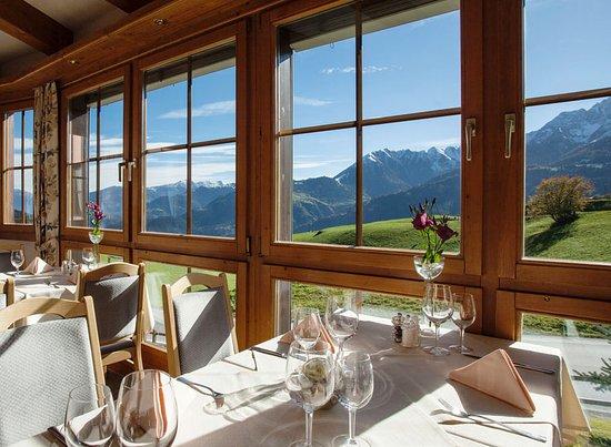 Falera, Suiza: Parorama Restaurant