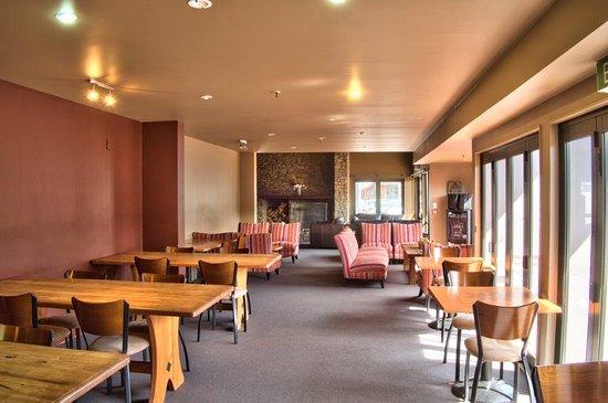Hanmer Springs, Nouvelle-Zélande : Dining Room