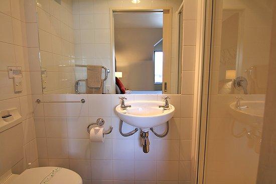 Hanmer Springs, New Zealand: Standard Room Ensuite