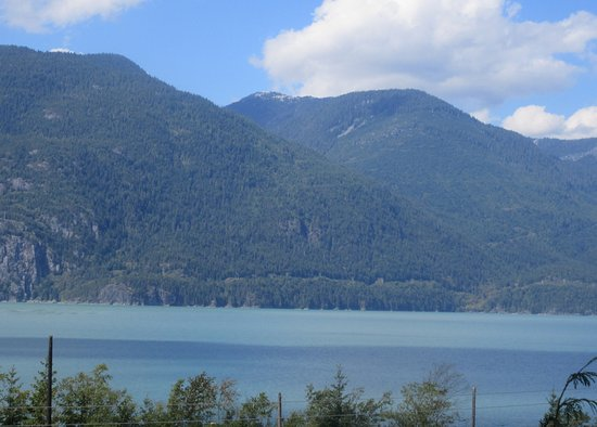 Views from Sea To Sky Highway, Britsh Columbia