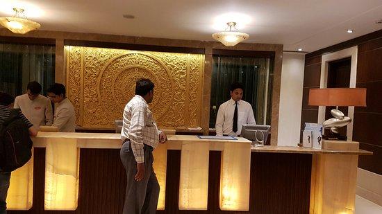 Ramada Plaza JHV Varanasi: 20160830_194655_large.jpg