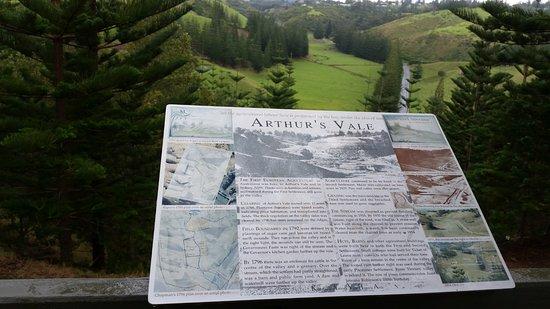 Isla Norfolk, Australia: Arthur's Vale