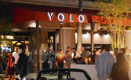 Las Olas Boulevard: mein Lieblingrestaurant auf der Las Olas