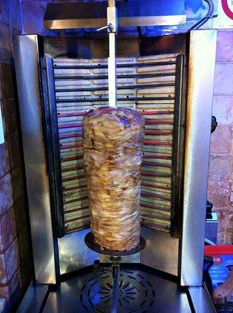 Lamporecchio, Italien: Kebab