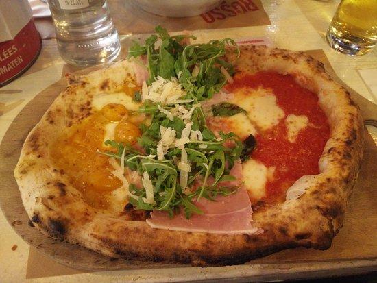 Rossopomodoro Venezia: Pizza Fru Fru