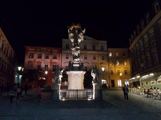 Brno, República Checa:  Zelny trh