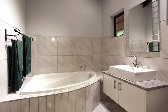 Bergville, Sydafrika: Standard Room Bathroom