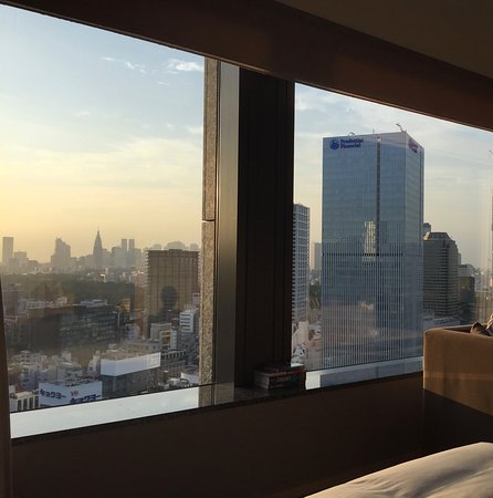 The Capitol Hotel Tokyu: Evening view