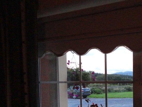 Sneem, Irlanda: View from the room