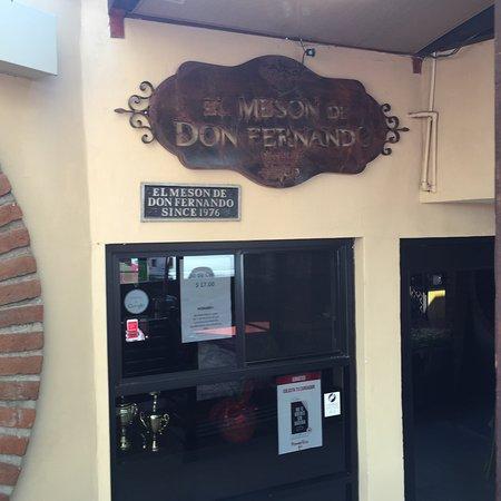 El Meson de Don Fernando: photo0.jpg