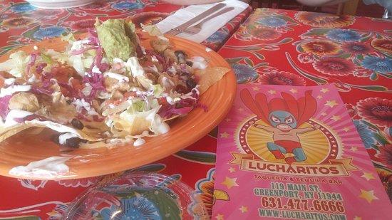 Greenport, NY: Lucharito's