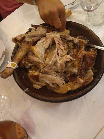 Meson Restaurante El Cordero : Lechazo