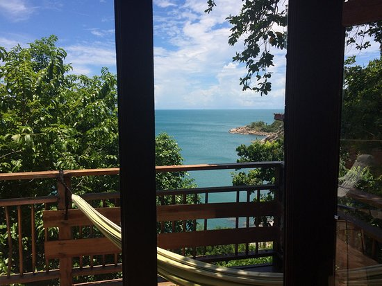 AmaresA Resort & Skybar: Il nostro bungalow e la stupenda vista