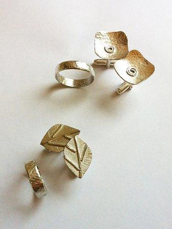 National Centre for Craft & Design: Kate Bajic Jewellery Worshop, NCCD
