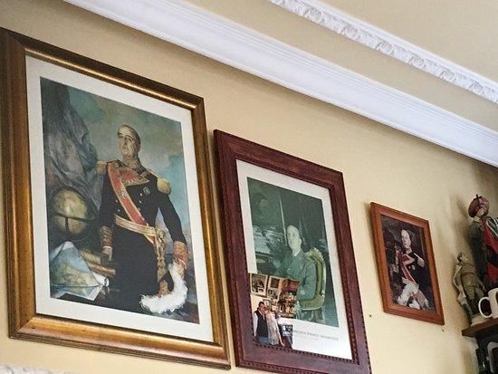A Guarda, Spania: Langosta muy buena y decoración sobresaliente
