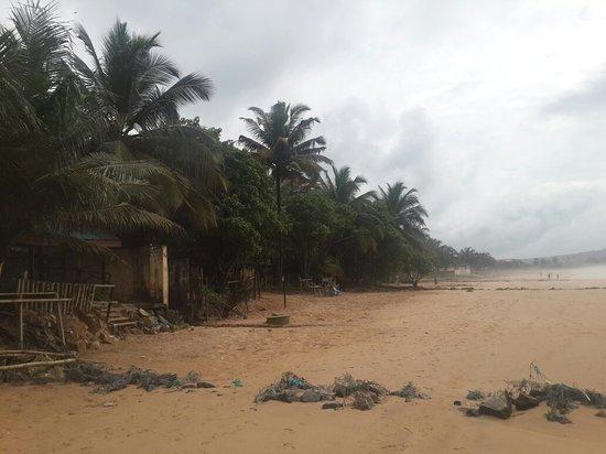 Busua, Ghana: Alaska Beach Club