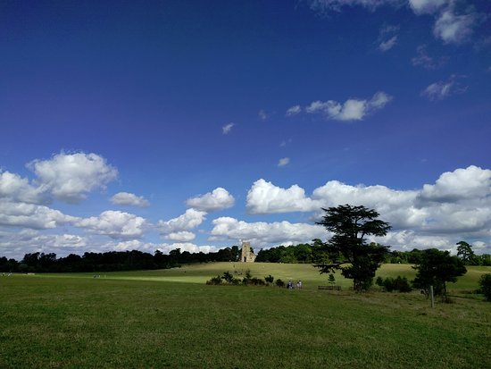 Worcester, UK: Croome Church