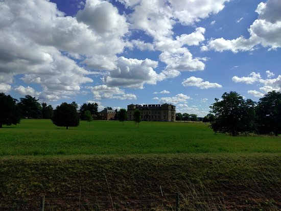 Worcester, UK: Croome Court