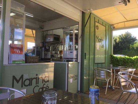 The Marina Cafe