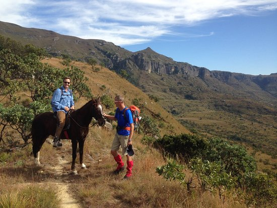 Bergville, Sydafrika: Horse Trails