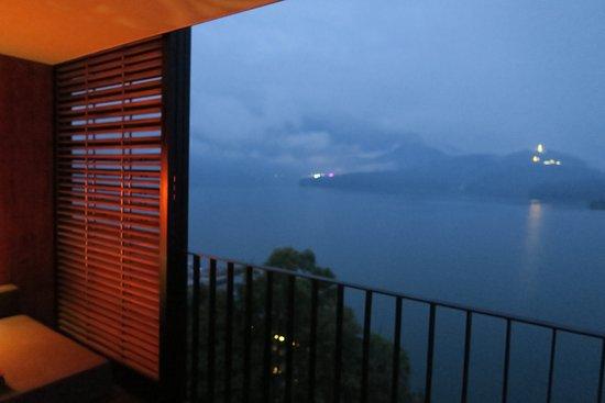 The Lalu Sun Moon Lake: 套房陽台