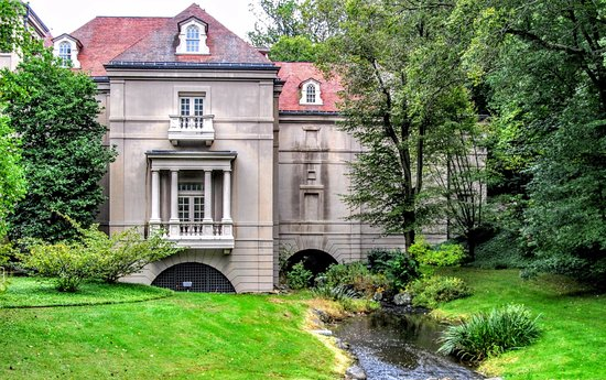 Winterthur Museum, Garden & Library: the architecture
