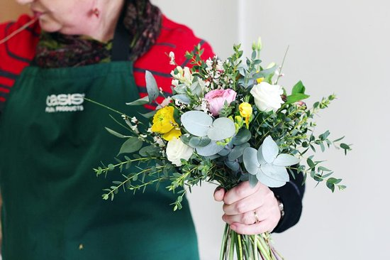 The Great British Florist - Flower School