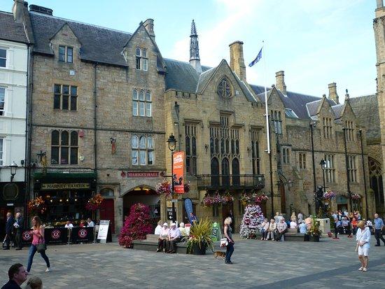 Durham Market Hall