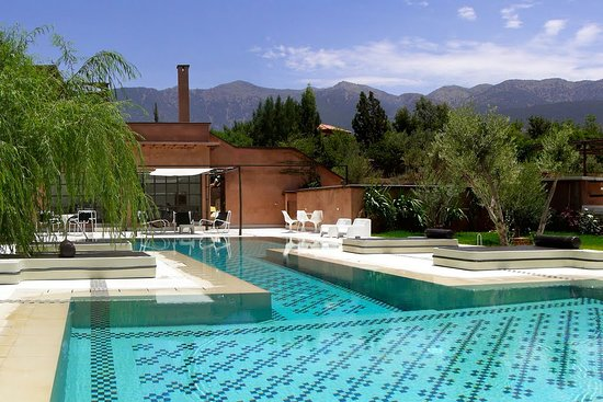 Domaine Malika: piscine 6