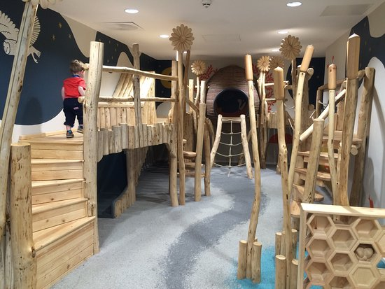 Beautiful Indoor Play Area For Little Ones Picture Of