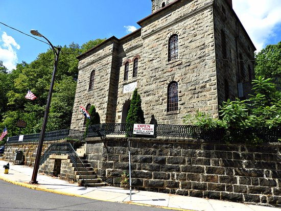 Jim Thorpe, PA: Outside of the jail