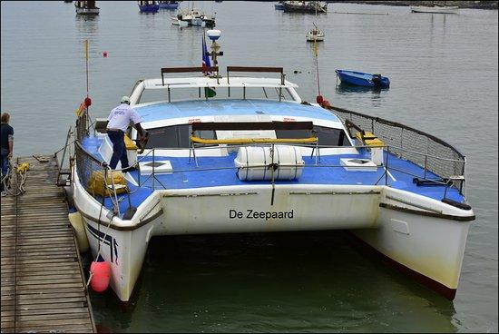 Zeepaard Boat Tours: De Zeepaard