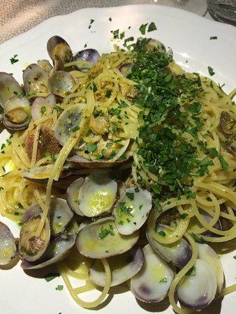 Il Calesse : Spaghetti con vongole