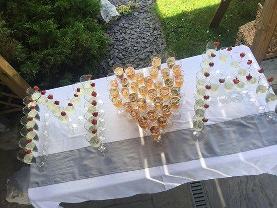 Wrotham, UK: Moat weddings