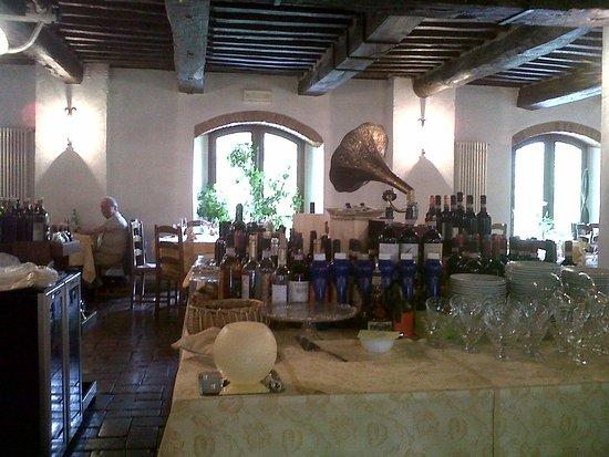 Scarperia e San Piero, Italia: Dettaglio interni
