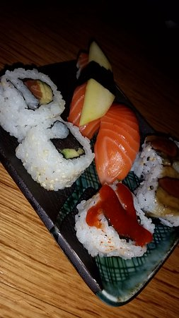 Heerhugowaard, Holland: Sushi