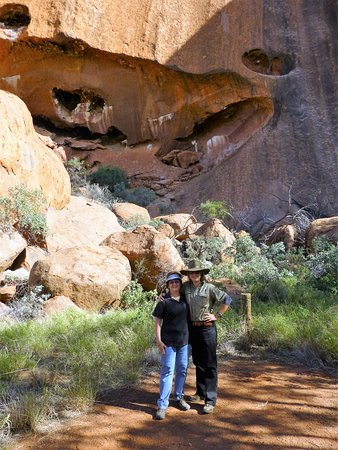 Yulara, أستراليا: Our guide Emilie is the best !!