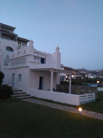 Tinos Beach Hotel Photo