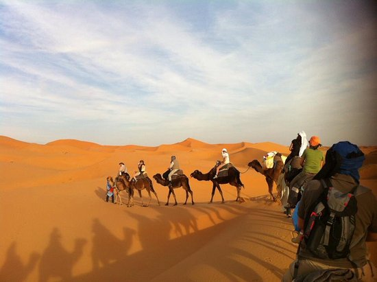 Fes Desert Excursion
