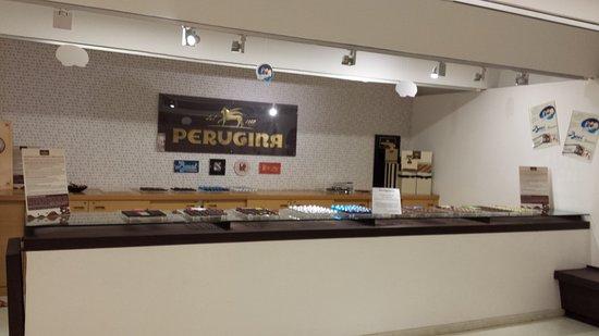 Perugina Chocolate Factory照片