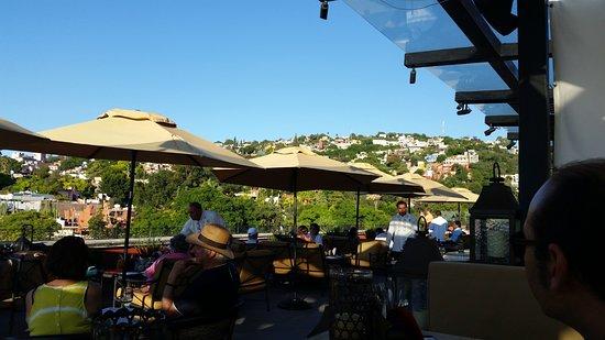 Luna Rooftop Tapas Bar Picture Of Rosewood San Miguel De