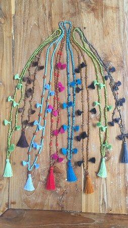 Kerobokan, Indonesia: New jewellery collection