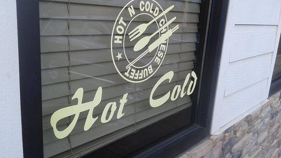 East Ellijay, GA: sign