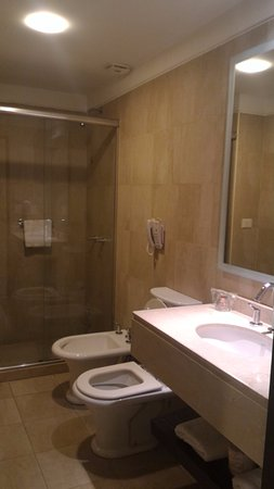 Icaro Suites: Classic Suite bathroom