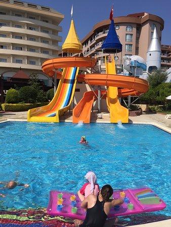 Saphir Resort & Spa: Water Park