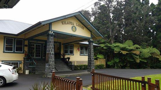 Kilauea Lodge: 20160828_114016_large.jpg