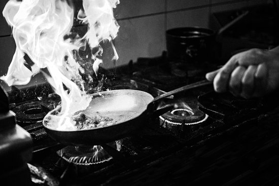 Piatsa Restaurant: piatsa naoussa