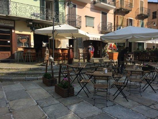 Limone Piemonte, Italia: dehor
