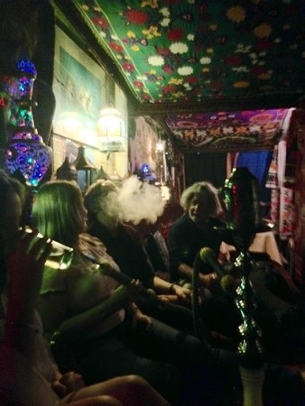 Mornington, Australia: Shisha Pipe highlight