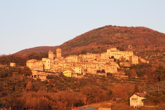 Acquasparta, Itália: Paese di Portaria